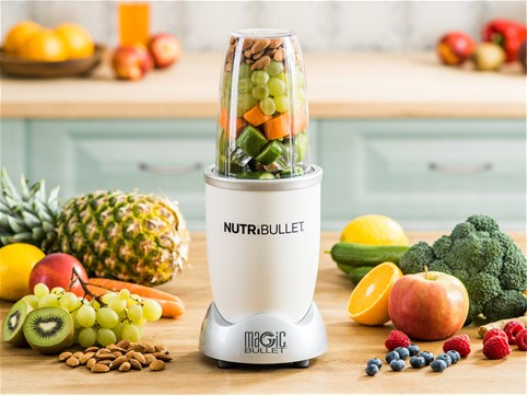 Smalcinātājblenderis NutriBullet 600 W (Balts)