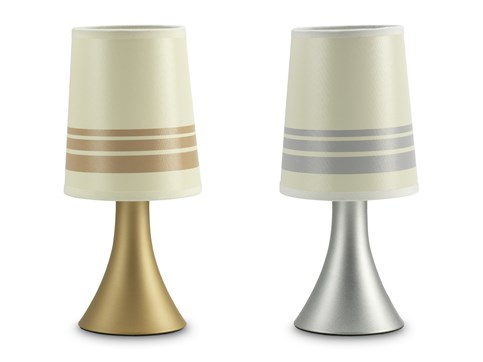 Dormeo lampa Silky Touch